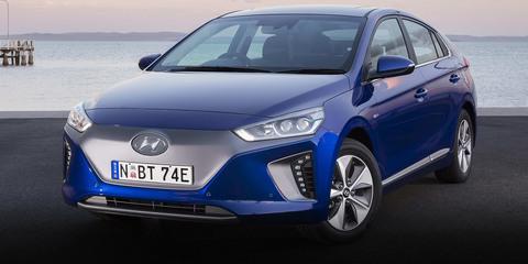 Ioniq Interview: Hyundai's Scott Nargar talks Ioniq Electric