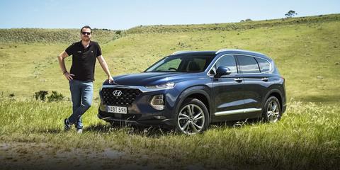 CarAdvice Winners Circle: Hyundai Santa Fe Highlander