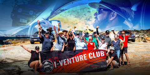 Journey to the Deep South of the Eyre Peninsula with Isuzu I-Venture