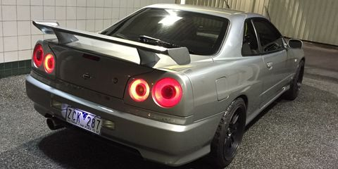 1990 Nissan SKYLINE Review Review