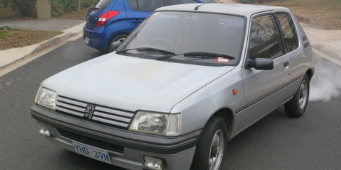 1992 Peugeot 205 Review Review