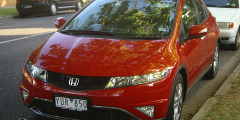 2012 Honda Civic Review Review