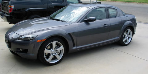 2005 Mazda RX-8 Review Review