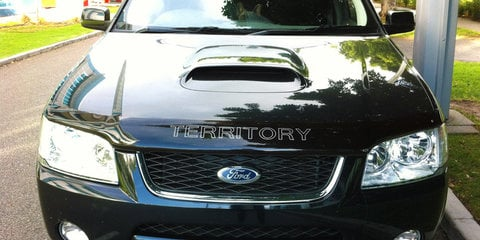 2006 Ford Territory Review Review
