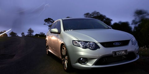 2008 Ford Falcon Review Review
