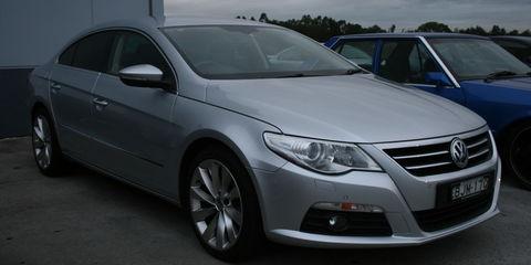 2009 Volkswagen PASSAT CC Review Review