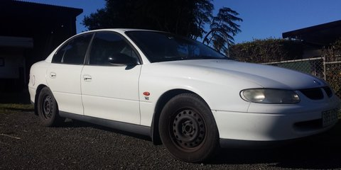 1998 Holden Commodore Review Review