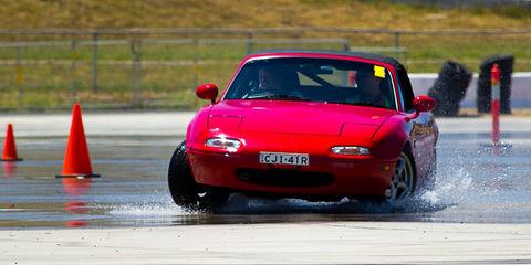 1990 Mazda MX-5 Review