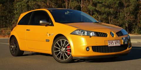 2007 Renault Megane Review