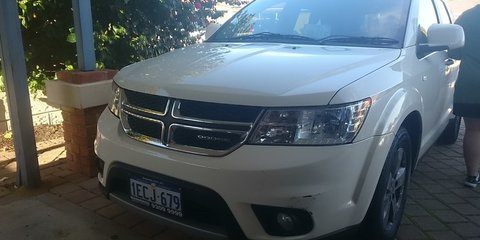 2012 Dodge Journey Review Review