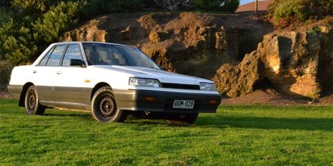 1988 Nissan SKYLINE Review Review