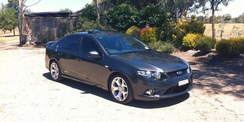 2010 Ford Falcon Review Review