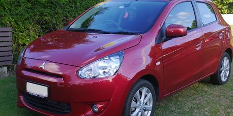 2013 Mitsubishi Mirage Review Review