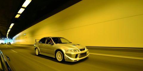2001 Mitsubishi Lancer Review Review