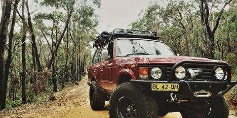 1989 Toyota Landcruiser Review Review