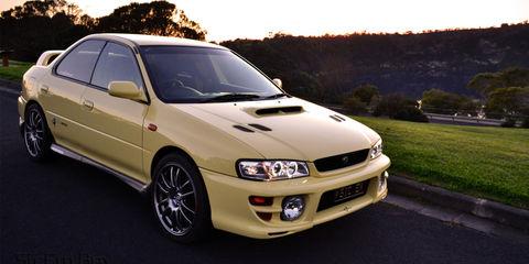 2000 Subaru Impreza Review Review