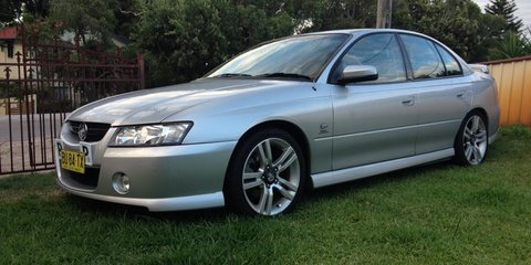 2005 Holden Commodore Review Review