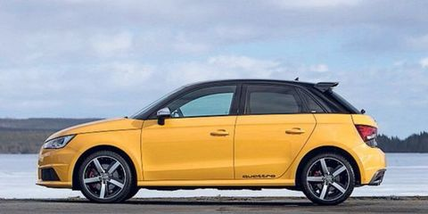 2015 Audi S1 Review