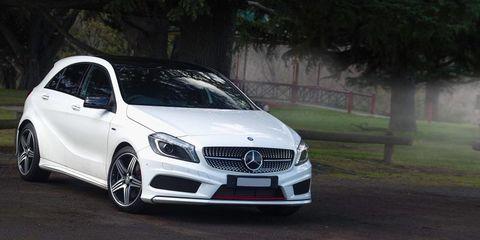 2015 Mercedes-Benz A250 Review Review