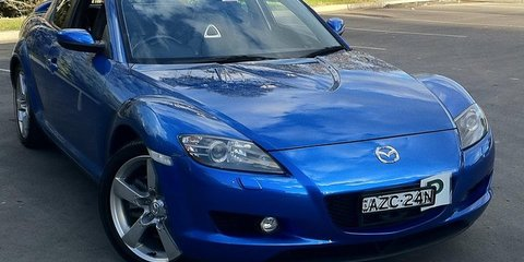 2006 Mazda RX-8 Review Review
