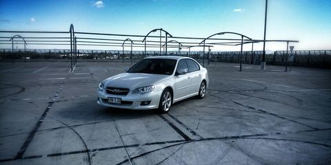 2007 Subaru Liberty Review Review