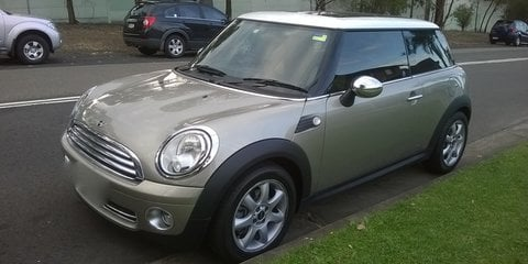 2007 Mini Cooper Review Review