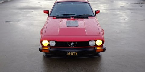 1986 Alfa Romeo GTV Review