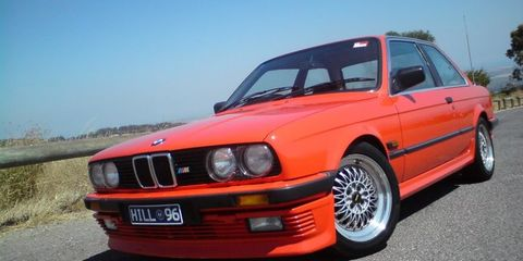 1985 BMW 3 Series Review Review