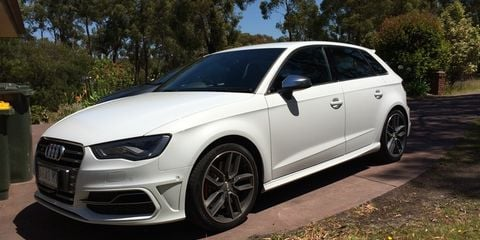 2013 Audi S3 Review Review