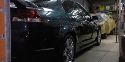 2009 Holden Commodore Review Review