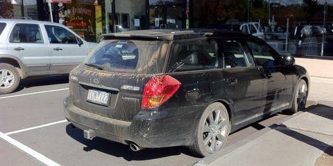 2005 Subaru Liberty Review Review