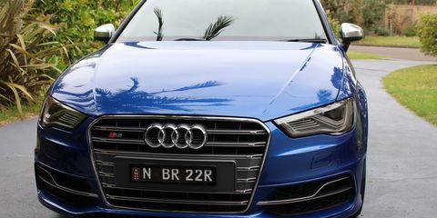 2014 Audi S3 Review
