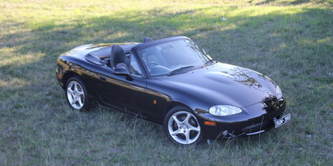 2002 Mazda MX-5 Review Review