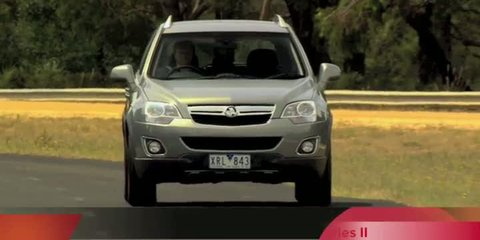 Holden Captiva Video Review