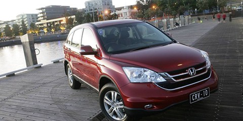 Honda CR-V Video Review