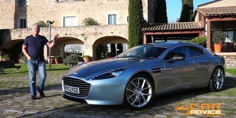 Aston Martin Rapide Review Specification Price CarAdvice - Aston martin 4 door