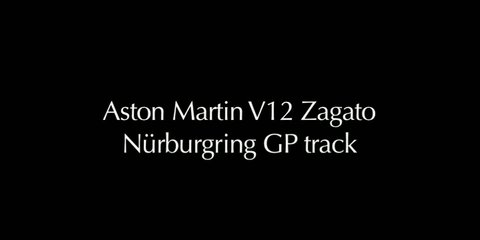 Aston Martin V12 Zagato Video Review