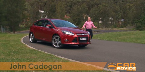 Ford Focus Titanium Video Review I