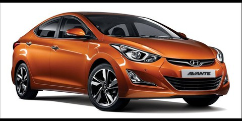 Hyundai Elantra Video Review II