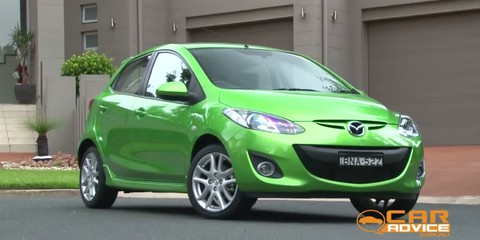 Mazda2 Video Review