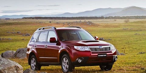 2010 Subaru Forester Video Review