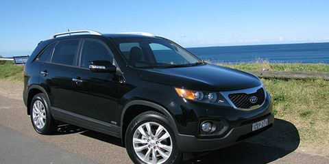 2013 Kia Sorento Video Review