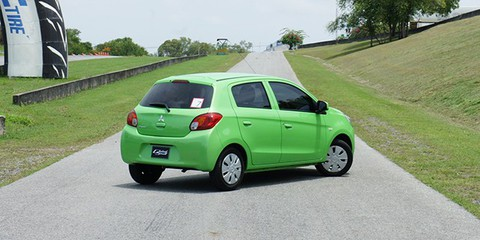 2014 Mitsubishi Mirage Video Review