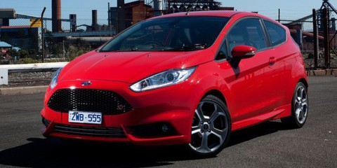 Ford Fiesta ST Video Review 2013