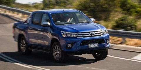 2016 Toyota HiLux Review : on- and off-road