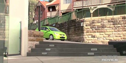 Hyundai Accent Video Review