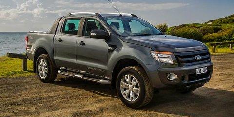 2015 Ford Ranger Wildtrak Review