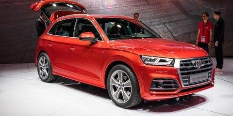 2017 Audi Q5 - 2016 Paris Motor Show
