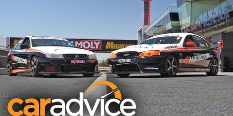 V8 Race Experience at Mount Panorama