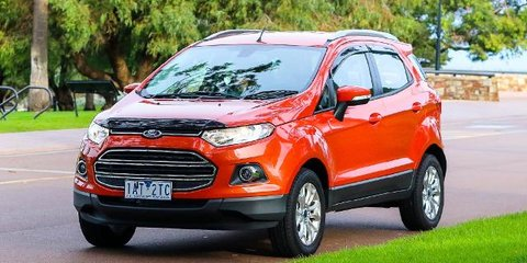 Ford EcoSport EcoBoost Video Review
